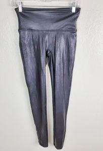 SPANX  Faux Leather Leggings M